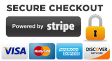 Secure Checkout Powered by Stripe